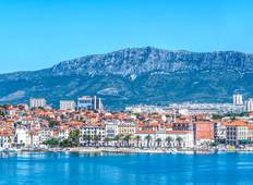 Eastern Capitals and Dalmatian Riviera (Classic, Summer, 14 Days) Tour