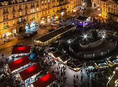 Christmas Markets of Poland, Prague and Germany (Winter 2018-19, 8 Days) Tour