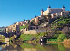 Best of Spain and Portugal end Madrid (16 destinations) Tour