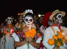Oaxaca to Puerto Escondido: Day of the Dead Tour