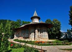 Iasi and the Painted Monasteries Tour Tour