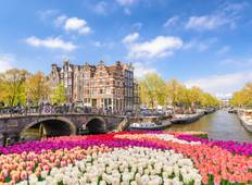 London to Amsterdam and Venice Tour Tour