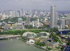 Singapore Stopover 4 Day Tour