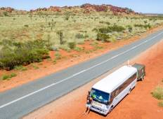5 Day Perth to Exmouth One-Way Tour