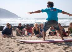 Wild Coast Surfing Experience 7D/6N Tour