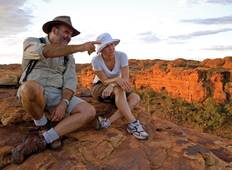 Uluru Adventure - Basix ex Yulara (French speaking Guide) (Basix) Tour