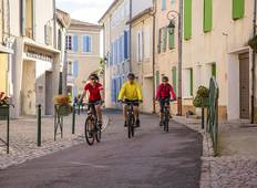 Cycle Provence & Tuscany Tour