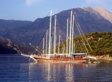 Sail Away - Bodrum / Gokova / Bodrum Tour