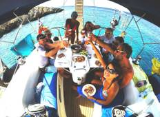 Saronic Sailing Adventure Tour