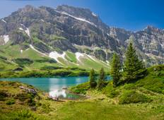 France, Switzerland and Italy Adventure Tour Tour