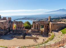 Discovering Sicily From Catania - 5days/4nights Tour