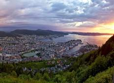 Bergen & The Fjords of Norway Tour