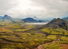 Laugavegur Trek - 4 Day Hiking Tour (Huts) Tour