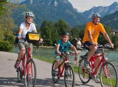 Ten Lakes Family Cycle Tour