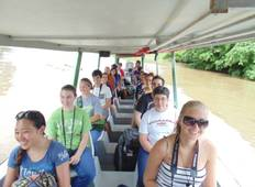 Tortuguero National Park Adventure (4 days) Tour