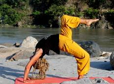 North India Highlights with Yoga Retreat in Rishikesh Tour