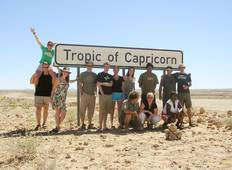 Southern African Explorer Tour