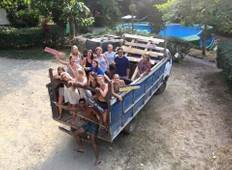 Spanish & Volunteer - Costa Rica 28 Days Tour