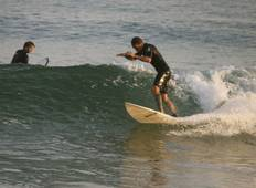 Zarautz Beachside Surf Camp (2 nights) Tour