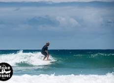 Zarautz Beachside Surf Camp (3 nights) Tour