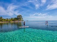 Coral Islands SUP Tour