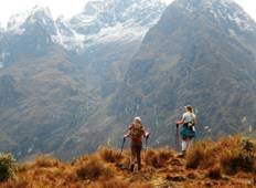 Inca Trail to the Empire of Machu Picchu 7 day  -  Group Service Tour