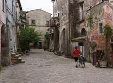 Cycle the Via Francigena - Siena to Rome Tour
