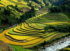 Legendary of Vietnam 19 Days Tour