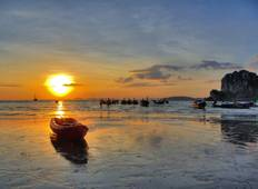 Thailand Legend Beach 10 Days Vacation Tour