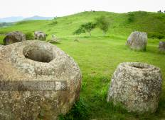 Mysterious Plain of Jars for Full Day Tour