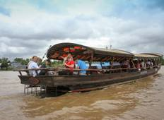 Mekong Delta Cruise speed Boat to Cambodia 3Days/2Nights Tour
