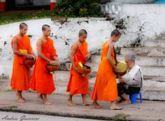 Laos Legend Family Holiday 6 Days Trip Tour