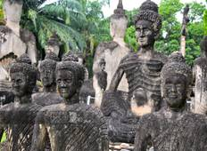 Laos Highlights Package 8 Days Tour