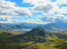 Iceland\'s Highlands: Small Group Guided Hike of the Laugavegur Trail Tour