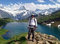 Hike the Jungfrau- Guided Swiss Alps Small Group Hiking Tour Tour