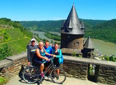 Germany\'s Rhine River- Small Group Biking Tour Tour