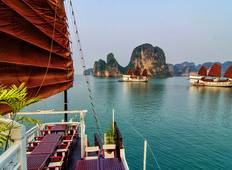 Hanoi - Halong Bay Cruise overnight on Boat Short Trip for 5 Days Tour