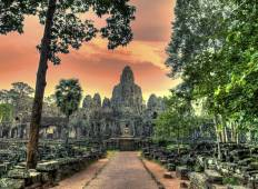 Cambodia Legend Beach 8 Days Vacation Tour
