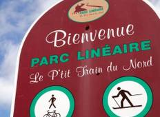 Le Ptit Train Du Nord Tour