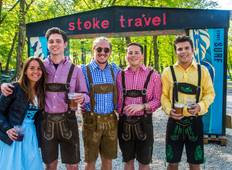 Ultimate Oktoberfest Adventure (4 nights) Tour