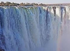 Victoria Falls and Hwange in Comfort Tour