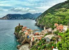 Genoa & Cinque Terre Discovery: Wine, Handcraft and Nature Tour