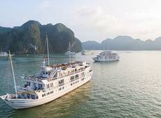 Paradise Luxury Cruises Halong Bay 3 Days 2 Nights Tour