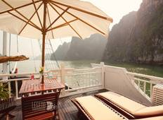 Aphrodite Cruises Halong Bay 3 Days 2 Nights Tour