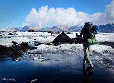 Vatnajokull Wilderness - 6 Day Backpacking Expedition Tour