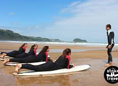 San Sebastian Surf Camp (6 nights) Tour
