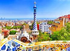 Barcelona to Granada and Madrid Tour Tour