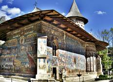 6Days Transylvania & Bucovina\'s Painted Monasteries from Bucharest Tour