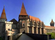 Transylvania and UNESCO Painted Monasteries from Budapest Tour