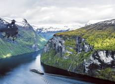 Norwegian Fjords 2019 (Start Bergen, End Longyearbyen) Tour